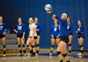 Erin Brubaker, Eastern Mennonite Women's Volleyball