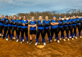 EMU Softball 2018